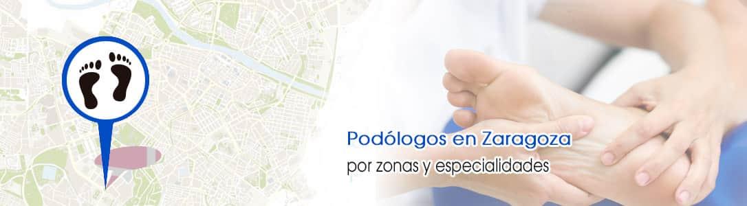 Podólogos de Zaragoza